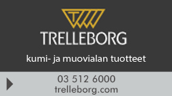 Trelleborg Industrial Products Finland Oy logo